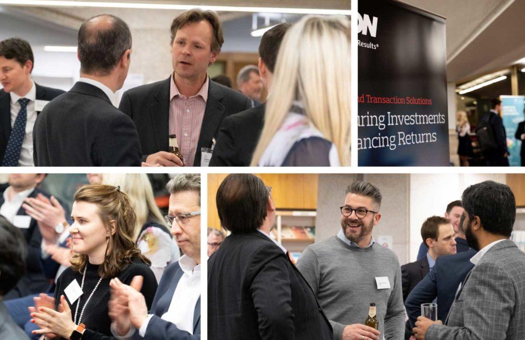 event photos of the truedil london event